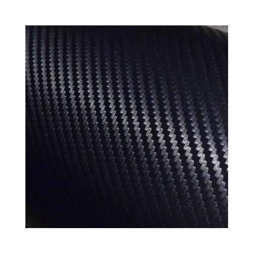 3D karbonová fólie černá (š.1,27m)