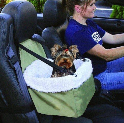 Autó-ülés és tartó macskáknak és kutyáknak 34x25x20 cm