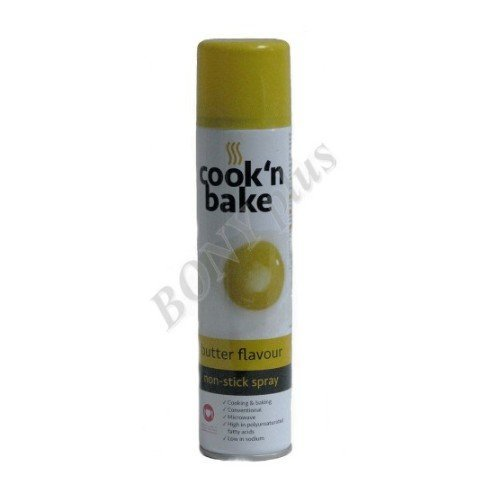 Cook'n bake spray olaj vajízű 300ml
