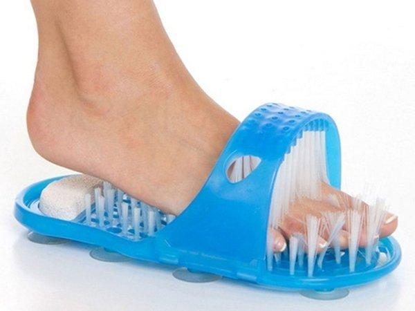 Čisticí a masážní pantofle Easy Feet