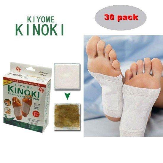 Méregtelenítő tapaszok KINOKI 30 db