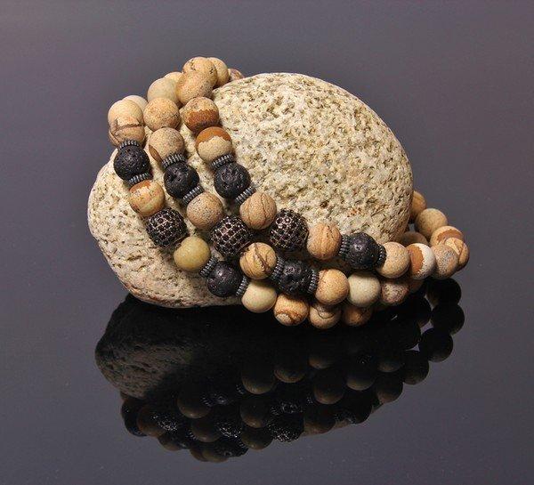 naramok-lk312-z-prirodnych-jaspis-a-lavovych-kamenov
