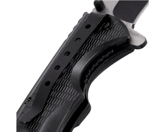 Nôž vreckový zatvárací SMITH s poistkou 21,5 cm