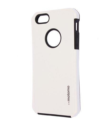 Púzdro Motomo Apple Iphone 5G/5S biele