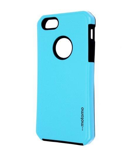 Púzdro Motomo Apple Iphone 5G/5S tyrkysové