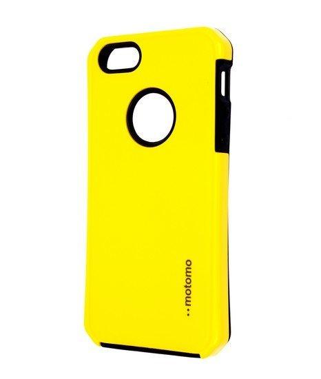 Púzdro Motomo Apple Iphone 5G/5S žlté