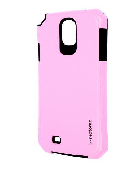 Púzdro Motomo Samsung Galaxy S4 ružové