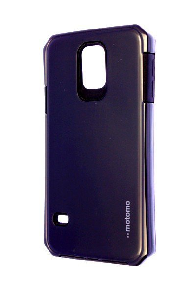 Púzdro Motomo Samsung Galaxy S5 čierne