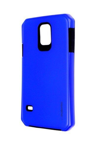 Pouzdro Motomo Samsung Galaxy S5 modré