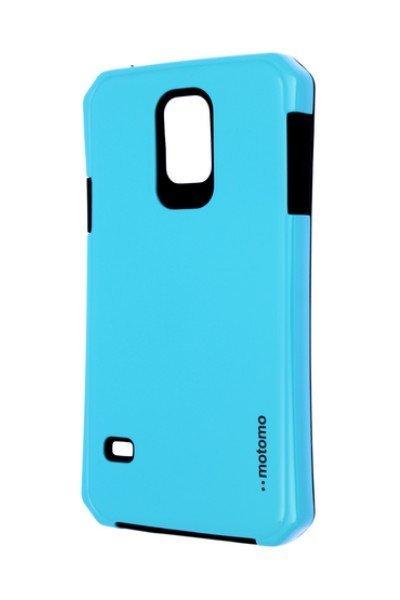 Púzdro Motomo Samsung Galaxy S5 tyrkysové