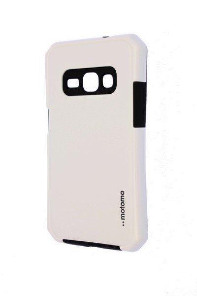 Pouzdro MotomoSamsung J120 Galaxy J1 2016 bílé