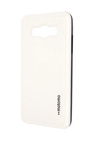 Pouzdro Motomo Samsung J510 Galaxy J5 2016 bílé