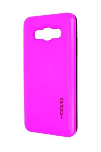 Pouzdro Motomo Samsung J510 Galaxy J5 2016 růžové