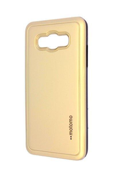 Pouzdro Motomo Samsung J510 Galaxy J5 2016 zlaté