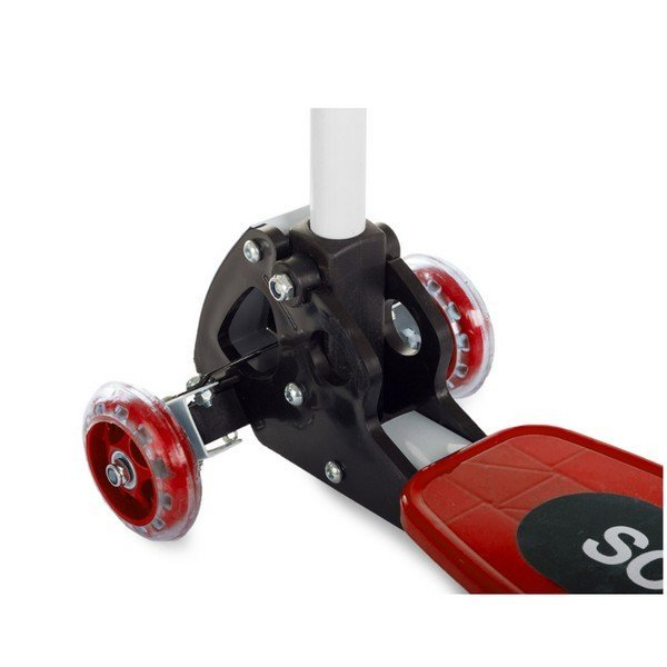 SCOOTER Gyerek összecsukható négykerekű roller