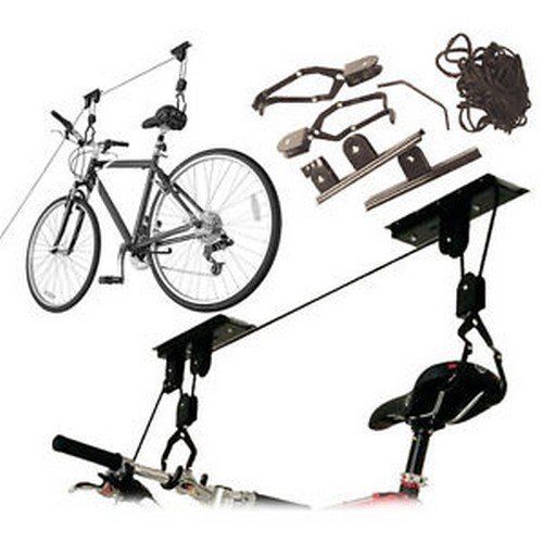 Stropný držiak na bicykle