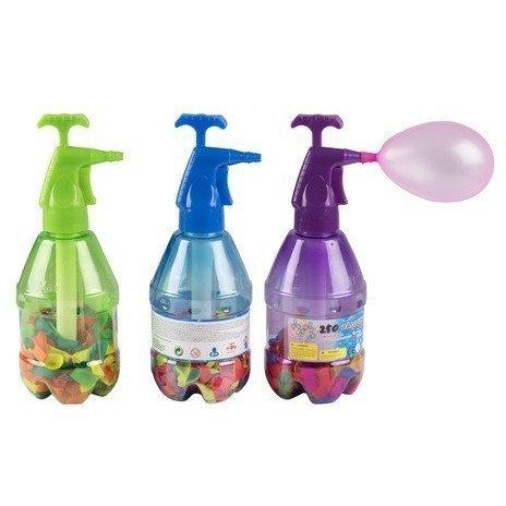 Vodní balónové bomby 100 ks + pumpa