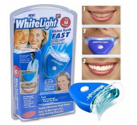 WhiteLight sada na bělení zubů