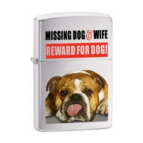 zapalovac-zippo-21828-missing-dog-and-wife