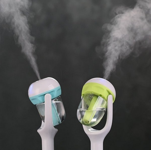 Autó párásító aromaterápiás diffúzor