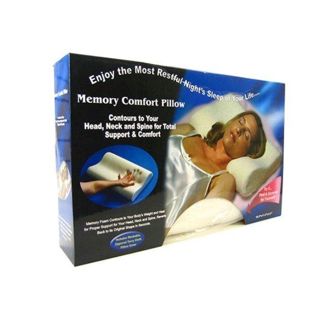 Space Memory Pillow MP012 Pamäťový vankúš 48x32
