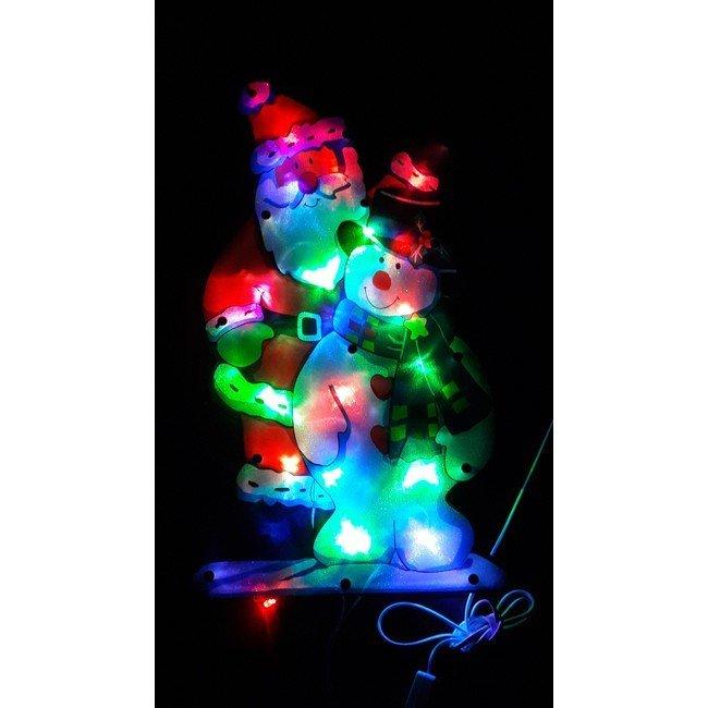 vianocna-multikolor-led-dekoracia-snehuliak-a-mikulas-45-x-23-cm