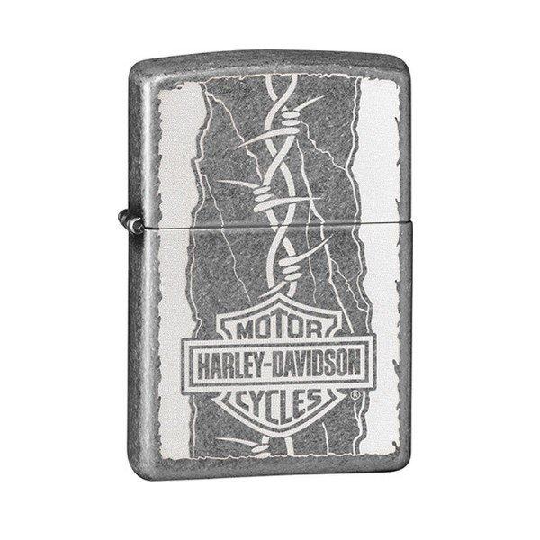 zapalovac-zippo-27151-harley-davidson-barb-wire