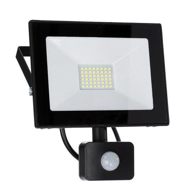 Svítidlo HALOGEN LED SMD 30W s čidlem pohybu