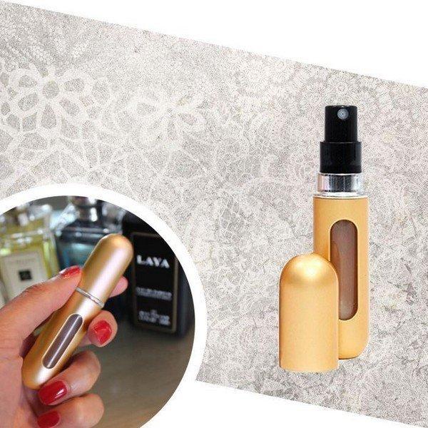 Zseb parfüm-szóró