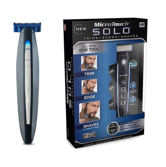 Elektrický zastřihovač vousů a vlasů