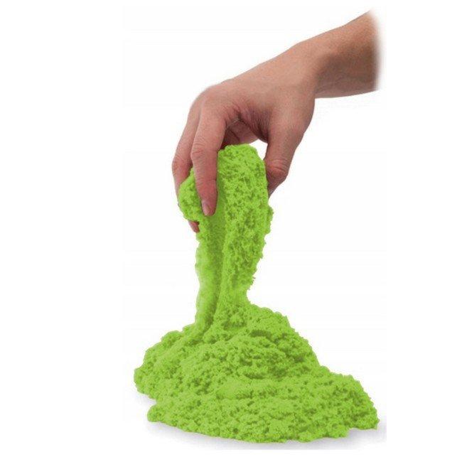 Magický piesok 1000g zelený