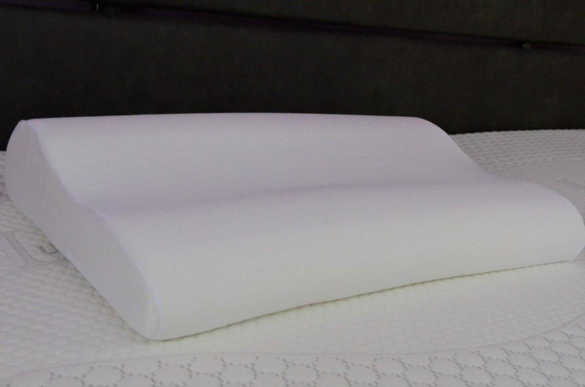 Brotex Vankúš z pamäťovej peny VISCO 45x60 cm
