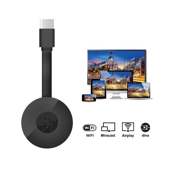 Bezdrátový HDMI adaptér pro zrcadlení MKF WiFi-HDMI19