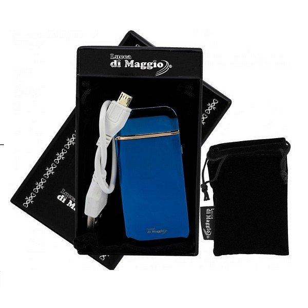 Plazmový zapalovač Black gloss 36502