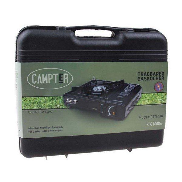 Hordozható gáztűzhely Campter CTR-138