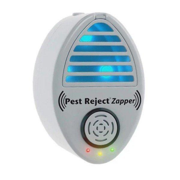 Pest Reject Zapper 3az1-ben rovar- és rágcsálóirtó