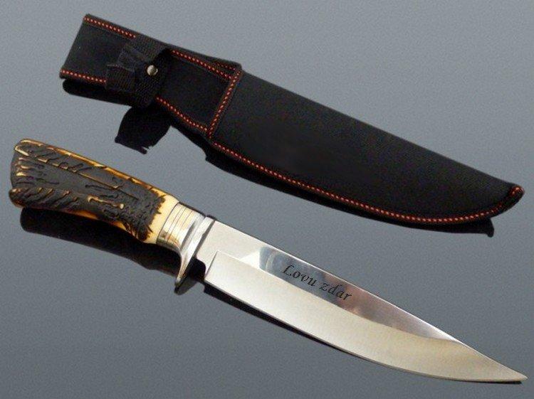 Nôž poľovnícky 18 cm