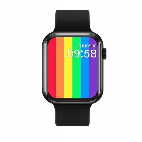 sportove-hodinky-smart-watch-t500-cierne