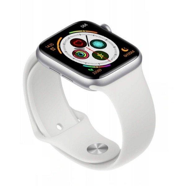 Sportovní hodinky SMART WATCH T500 bílé