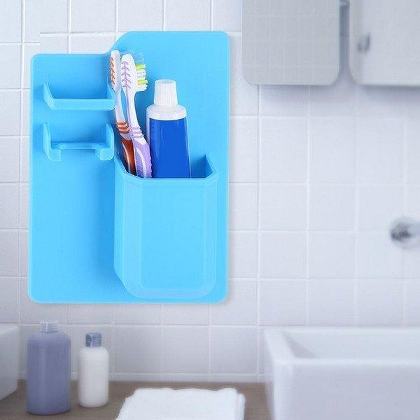 Higiéniai cikk tartó, kék