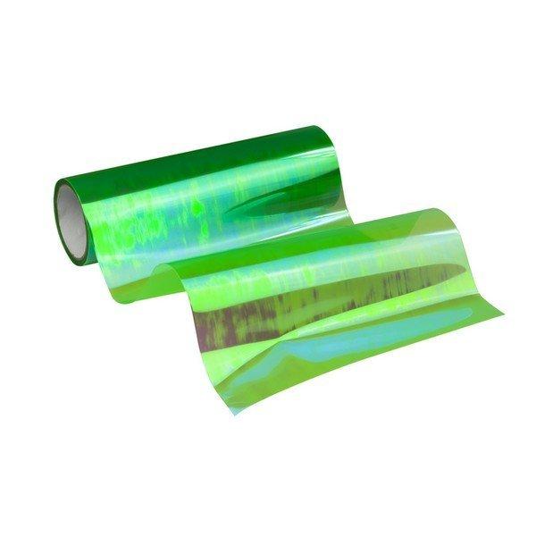 termoplasticka-samolepici-folie-na-svetla-zelena-chameleon