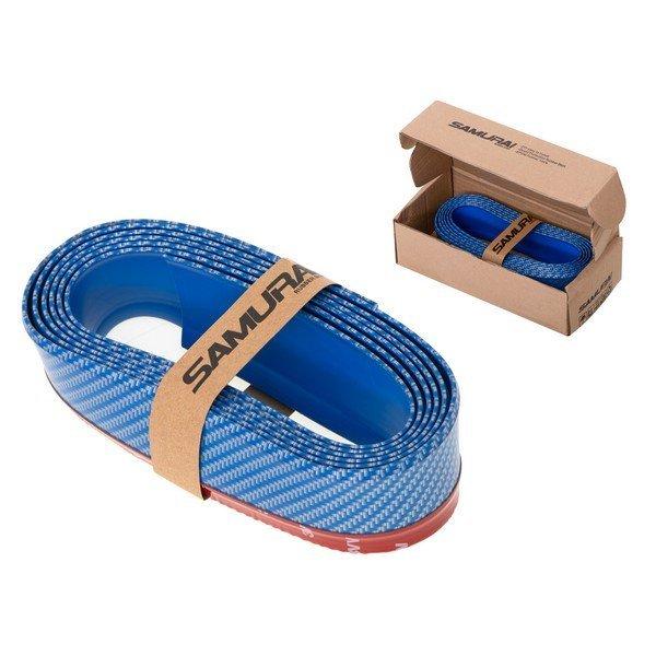 Védőszalag a lökhárító kiterjesztéséhez 5d kék, 2,5 m