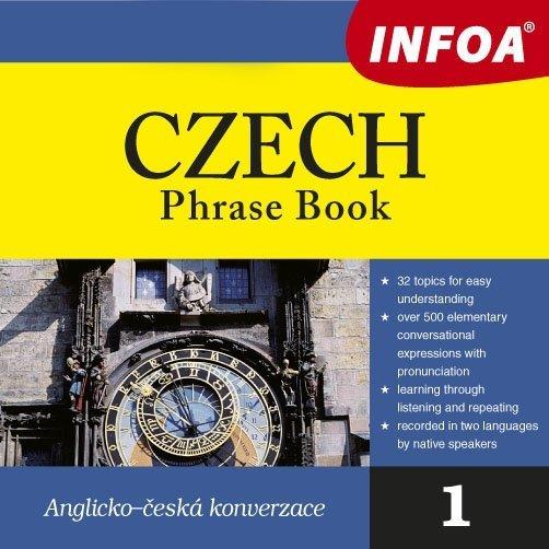 01. Czech - Phrase Book + CD