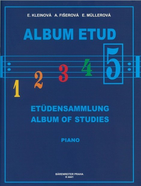 Album etud V