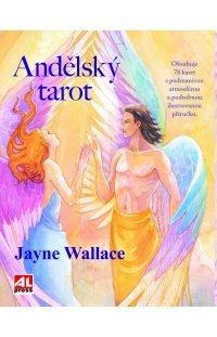 Andělský tarot - příručka 64 stran + 78 karet