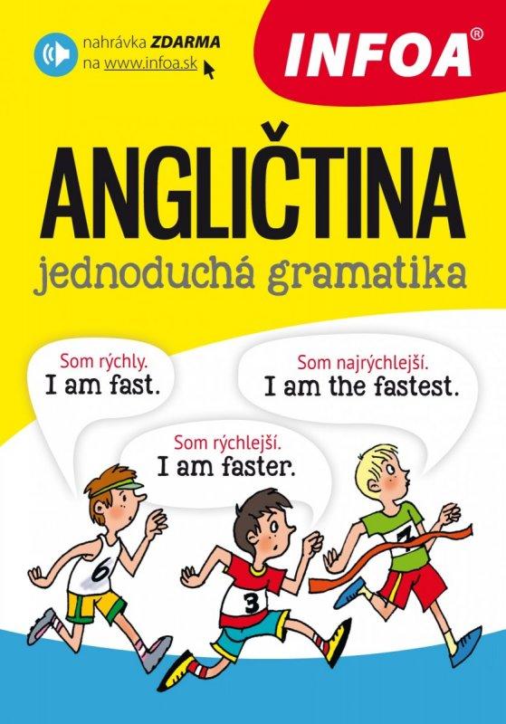 Angličtina - jednoduchá gramatika (SK vydanie)