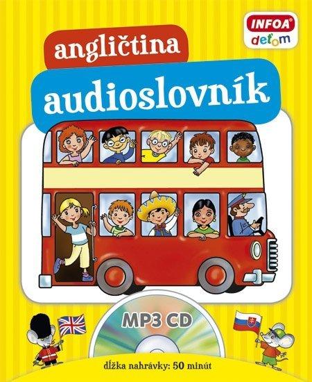 Audiokniha - Angličtina - audioslovník + MP3 CD (SK vydanie)