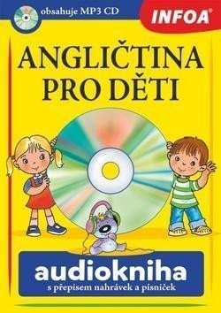 Audiokniha - Angličtina pro děti + MP3 CD