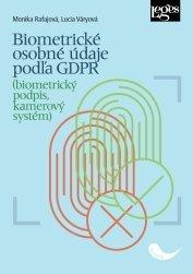 Biometrické osobné údaje podľa GDPR