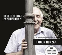 Chcete se stát psychiatrem?! - audiokniha